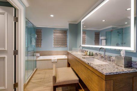 design a new bathroom